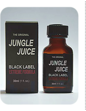 Jungle Juice Black 30ml
